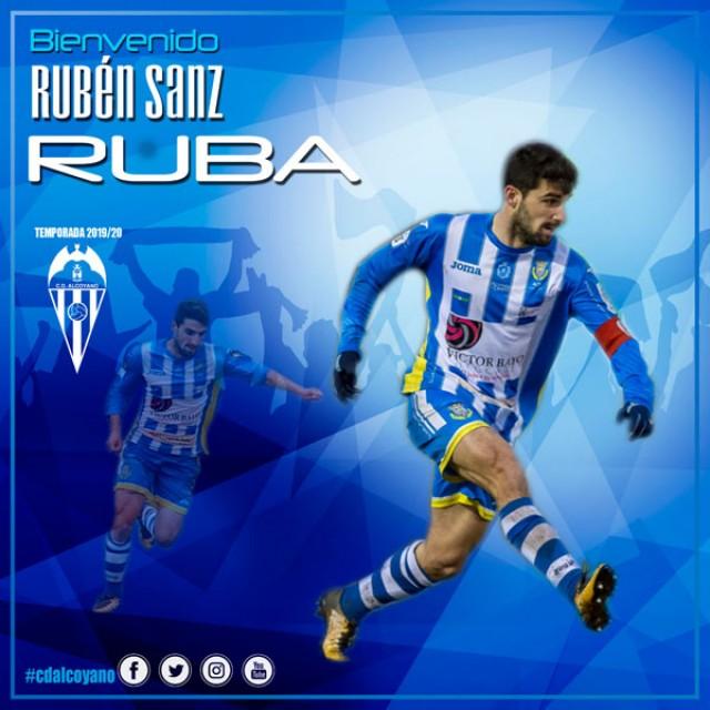 Nueva incorporación, Rubén Sanz