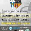 HORARIO OFICIAL CD ALCOYANO-AT. SAGUNTINO