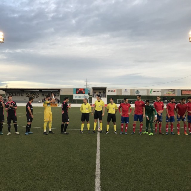 VÍDEO RESUMEN DEL AT. SAGUNTINO 1 - CD ALCOYANO 0