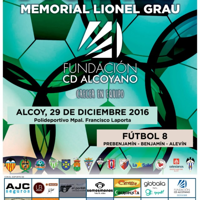 VÍDEOS DEL I MEMORIAL LIONEL GRAU