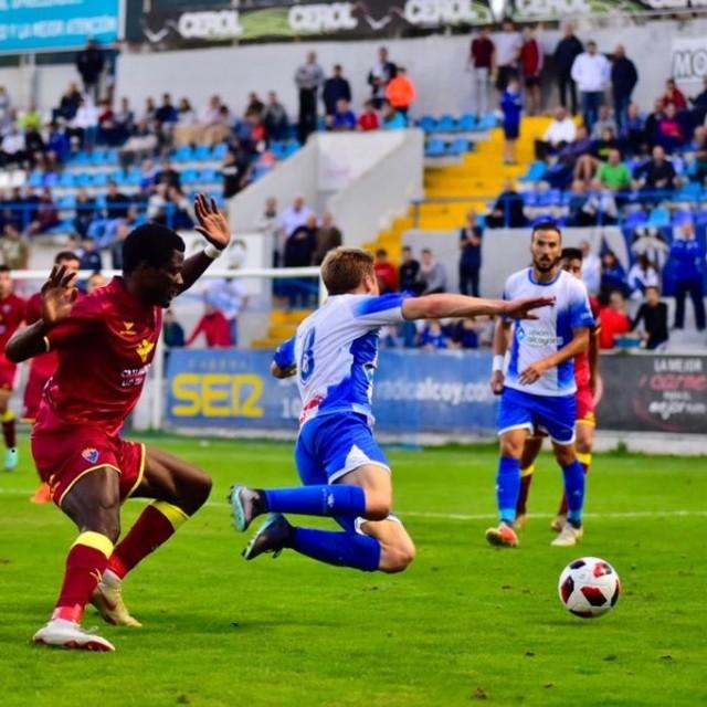 La Crónica. CD Alcoyano vs CD Teruel.